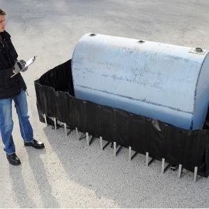 Ultra-Containment Sump , Flexible Model