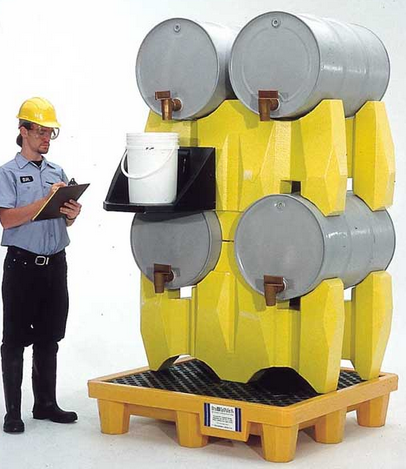 Ultra-Drum Rack Containment Systems
