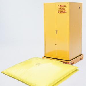 Ultra-Safety Cabinet Bladder Systems