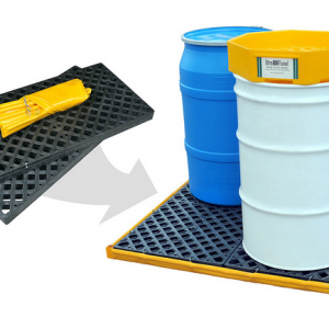 Ultra-Spill Deck & Bladder System, Flexible Models