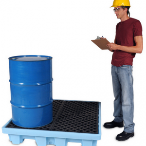 Ultra-Spill Pallet Fluorinated Models