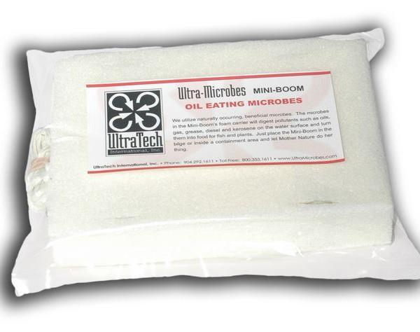 Ultra-Microbe Booms