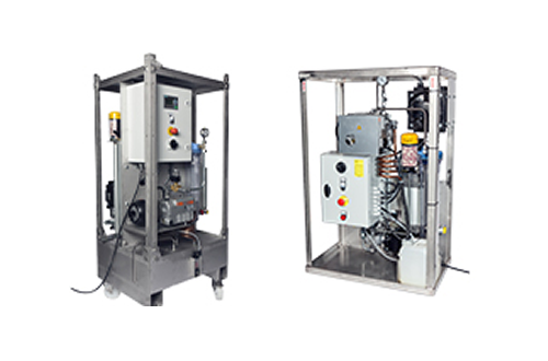 Unidad De Deshidratación de Aceite al Vacío - Vacuum Dehydration Units