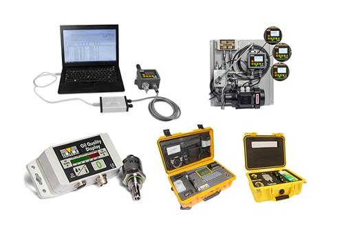 Línea Monitoreo de Condición RMF - Condition Monitoring Products RMF